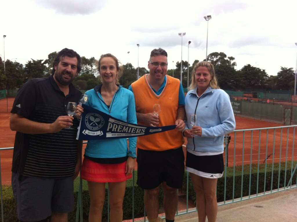 2016 Summer Back-to-Back Mixed Rubbers Champs